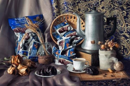 пломбир в шоколаде