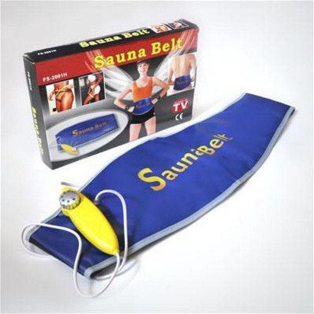 пояс для похудения sauna belt vita way