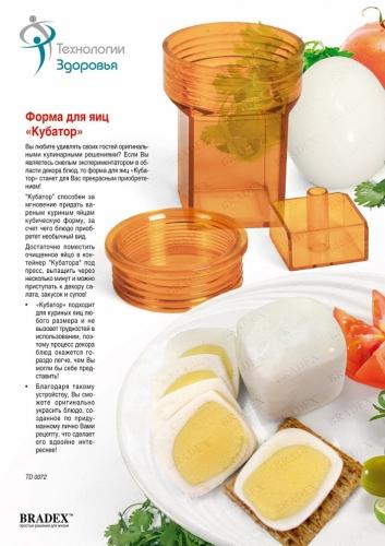 Форма для яиц «КУБАТОР»