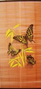 Бабочки. Оранжевый. Обогреватель