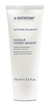 LA BIOSTHETIQUE SkinCare MR  Успокаивающая увлажняющая маска Masque Hydro-Sensitif 75 мл