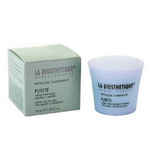 LA BIOSTHETIQUE SkinCare MC Clarifiante / Крем для жирной, а также воспаленной жирной кожи с успокаивающим эффектом Purete