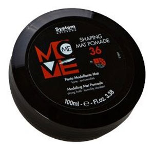 DIKSON MOVE ME 36 SHAPING MAT POMADE Паста д/моделир. матовая
