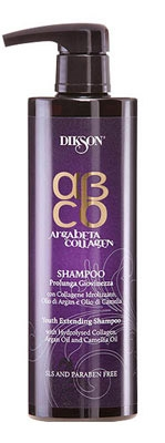 DIKSON ARGABETA COLLAGEN Yous Extending Shampoo Шампунь