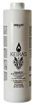 DIKSON. KEIRAS. AGE PROTECTION / Shampoo Age Protection - Шампунь тонизир. со стволовыми клетками, 1000 мл