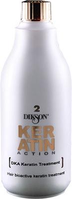 DIKSON KERATIN ACTION DKA Keratin Treatment Hair bioactive №2 Биоактивный органический кератин