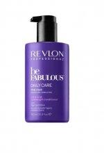 Revlon BE FABULOUS. FINE C.R.E.A.M. CONDITIONER Кондиционер для тонких волос