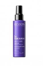 Revlon BE FABULOUS. FINE VOLUMIZING SPRAY Спрей, поддерживающий объем, для тонких волос
