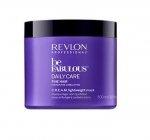 Revlon BE FABULOUS. FINE C.R.E.A.M. MASK Маска для тонких волос