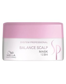 Wella SP Balance scalp mask Маска д/чувствит. кожи головы