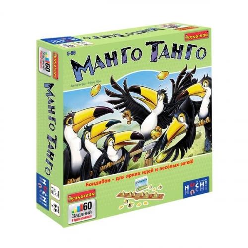 Логическая игра Bondibon, МангоТанго BOX 24x24x5,5 см, арт.877680