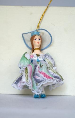 0704 Кукла подвесная.