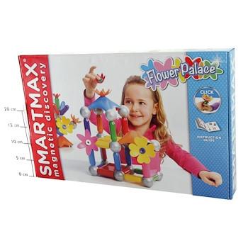Магнитный конструктор SmartMax/ Bondibon Специальный (Special) набор: Цветочный дворец ,арт.503.
