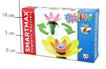 Магнитный конструктор SmartMax/ Bondibon Специальный (Special) набор: Забавные Цветы, арт.110.