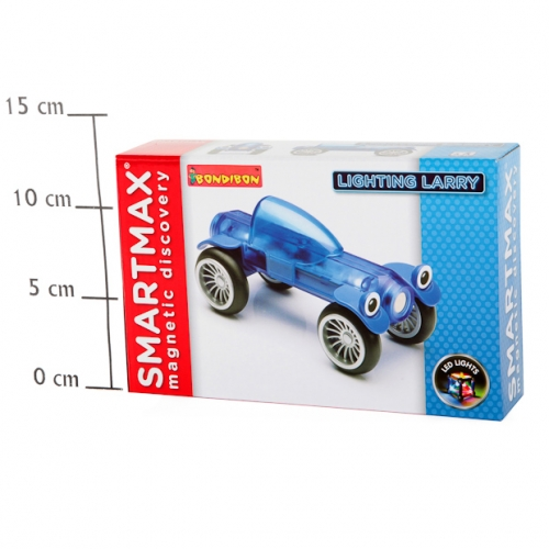 Магнитный конструктор SmartMax/Bondibon Специальный (Special) набор LED-свет:Светящ.Ларри, арт.116