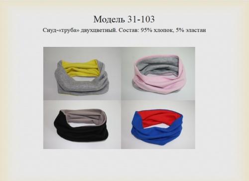 31-103 СНУД