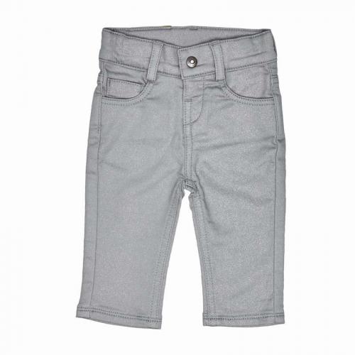 джинсы с блёстками