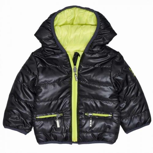 куртка реверсная