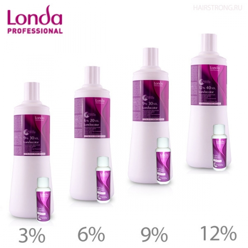12% Окислительные эмульсии для стойкой крем-краски 1000  мл