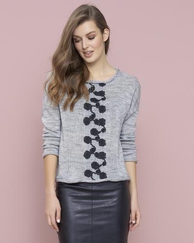 Zaps PEPI 021 свитер 1820р