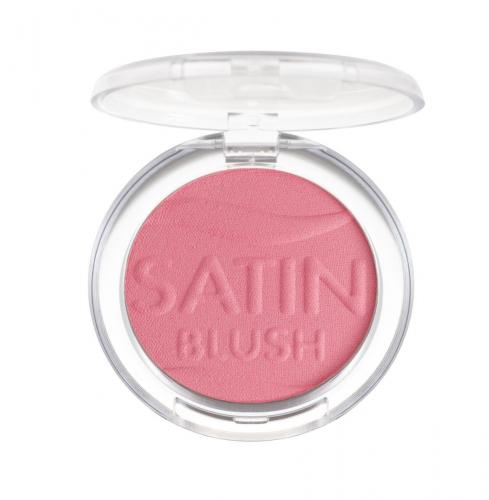 Сатиновые румяна SATIN BLUSH satin rouge 2
