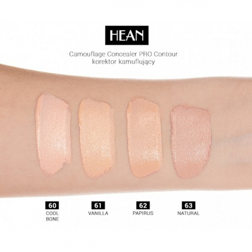 COMOUFLAGE CONCEALER pro-contour  консилер для кожи под глазами и кожи лица Camouflage Concealer 61 vanilla