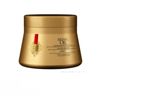 Питательная маска на основе масел для плотных волос L'Oreal Professionnel Mythic Oil Rich Oil Masque 200 мл