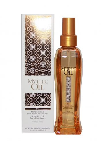 L`Oreal Professionnel Mythic Oil Nourishing Oil for all hair types 100 мл