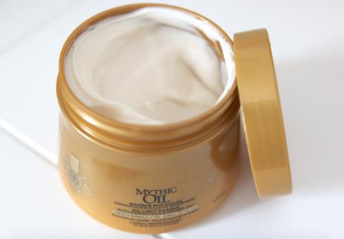 Питательная маска для нормальных и тонких волос L'Oreal Professionnel Mythic Oil Light Oil Masque 200 мл