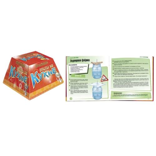 Набор для исследований Опыты на кухне 4620757021002