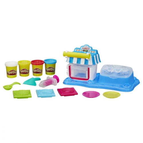 Набор пластилина Play-Doh Двойные десерты A5013