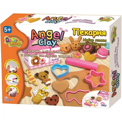 Глина для детского творчества Пекарня АА10121