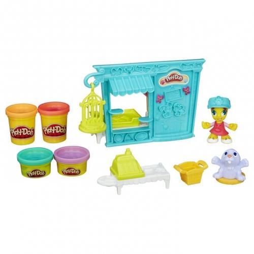 Набор пластилина Play-Doh Магазинчик домашних питомцеви B3418