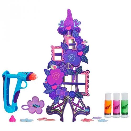 Набор пластилина Play-Doh Фоторамка. Цветочная Башня A7191