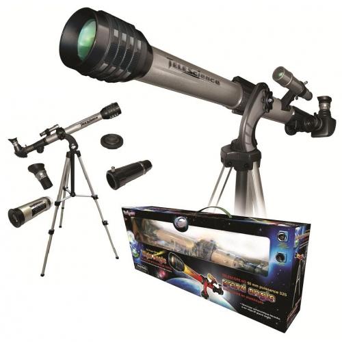 Набор для исследований Детский переносной телескоп с треногой 32021
