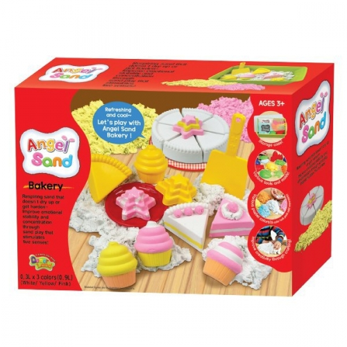 Набор для творчества Angel Sand Пекарня MA04053
