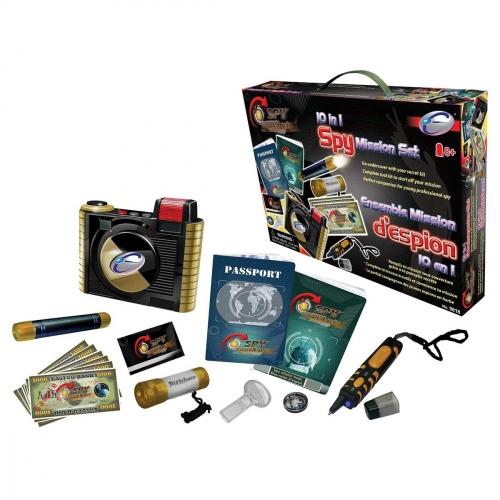 Шпионский супер набор Spy Mission Set 9818
