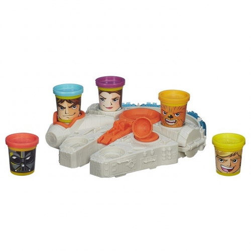 Набор пластилина Play-Doh Тысячелетний Сокол B0002
