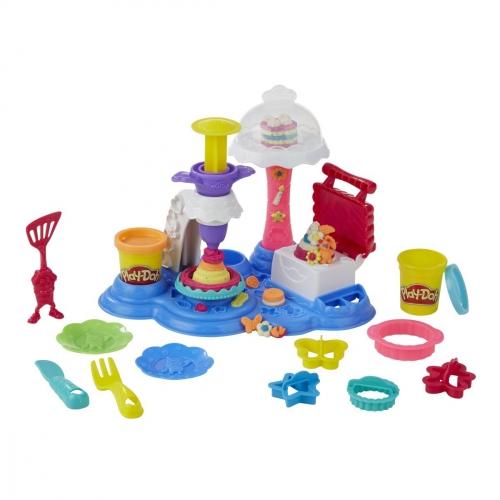 Набор пластилина Play-Doh Ягодные тарталетки B3398