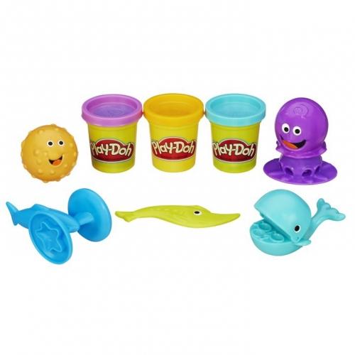 Набор пластилина Play-Doh Подводный мир B1378