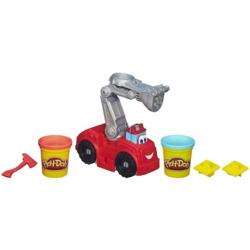 Набор пластилина Play-Doh Бумер: Пожарная машина A5418