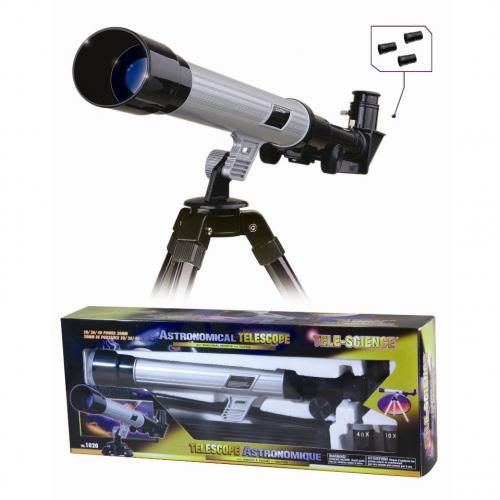 Набор для исследований Астрономический телескоп 1020