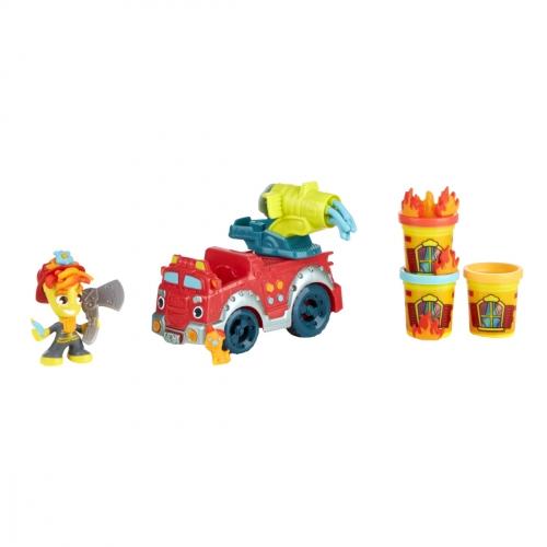Набор пластилина Play-Doh Пожарная машина B3416