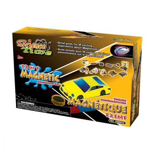 Набор для исследований Эксперименты с магнитами 28803