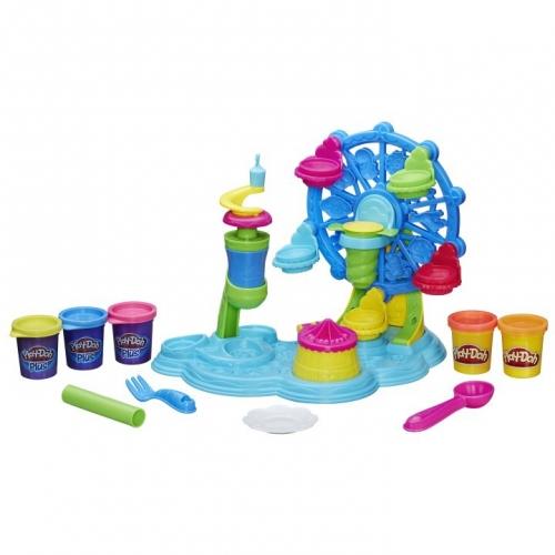 Набор пластилина Play-Doh Карнавал сладостей B1855