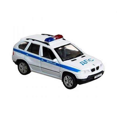 Коллекционная модель машины BMW X5. ДПС 1:38 49752R