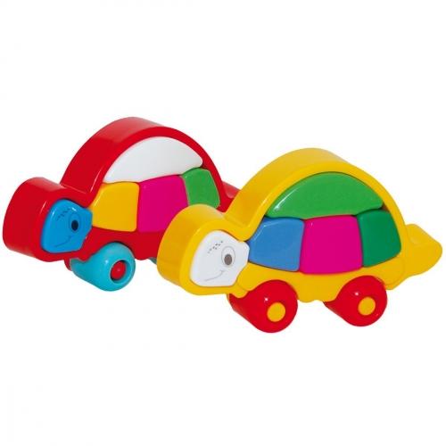 Развивающая игрушка Логическая черепашка 15-5877