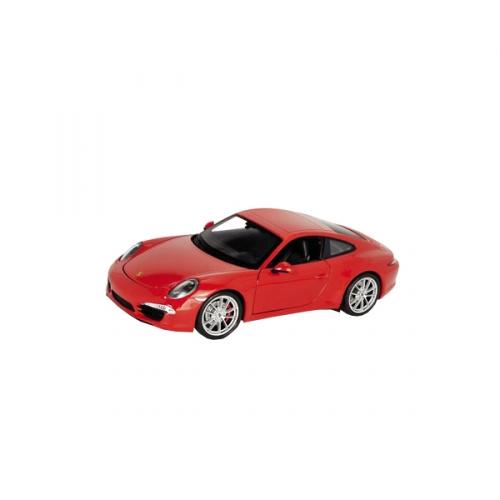 Коллекционная модель машины Porsche 911 (991) 1:24 24040