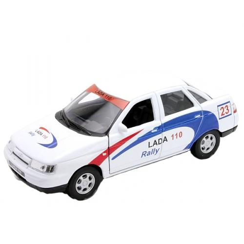 Коллекционная модель машины Lada 110. Rally 1:34-39 42385RY