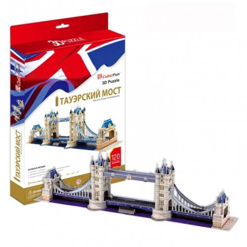 3D-пазл Тауэрский Мост MC066h